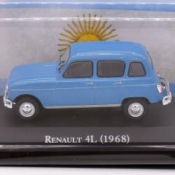 Renault 4L - 1968 - 1/43ème...