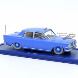 Le Taxi bleu, de L'île Noir...