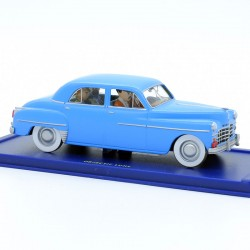 La Dodge de Tintin Objectif...