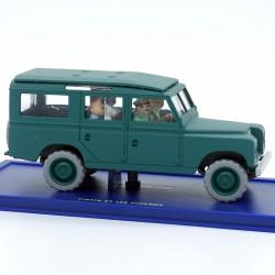 Le Land Rover du Général...