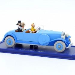 La Lincoln Torpedo, des...