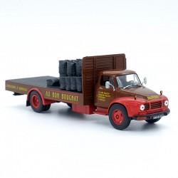 Camion plateau bedford TJ...
