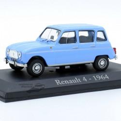 Renault 4 - 1964 - 1/43ème...