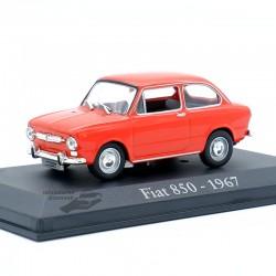 Fiat 850 - 1967 - 1/43ème...