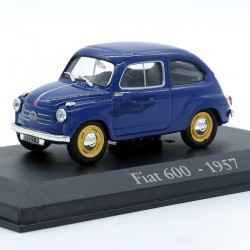 Fiat 600 1957 - 1/43ème en...