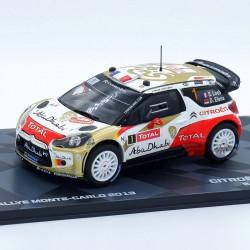 Citroën DS3 WRC - 1/43ème...