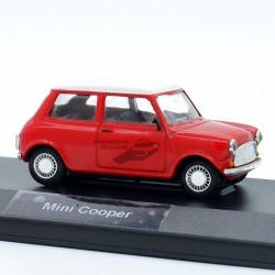 Mini Cooper - 1/43ème en boite