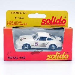 Porsch 934 - Solido -...