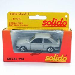 Ford Escort - Solido -...