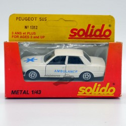 Peugeot 505 - Solido -...