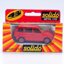 Nissan Prairie - Solido -...