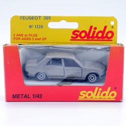 Peugeot 305 - Solido -...