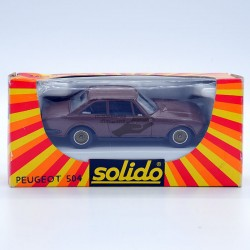 Peugeot 504 - Solido -...