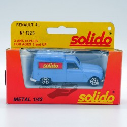 Renault 4L - Solido -...