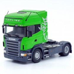 Scania R580 - 1/50ème en boite