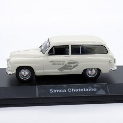 Simca Chatelaine  - 1/43ème...