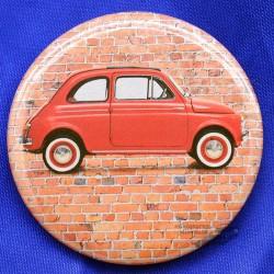 Fiat 500 - Magnet Déco/Vintage