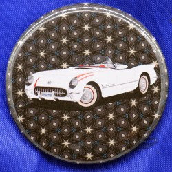 Chevrolet Corvette - Magnet...