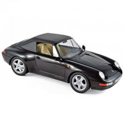 Porsche 911 Carrera Cabriolet 1993 - Norev - 1/18ème En boite
