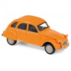 Citroen 2cv Orange - Norev...