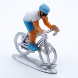Cycliste Norev Blanc & Bleu...