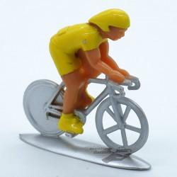 Cycliste Norev Jaune en...