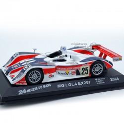 MG Lola EX 257 - 24h du...