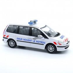Véhicule Urgence SMUR-SAMU...