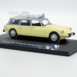 Citroen ID Ambulance -...