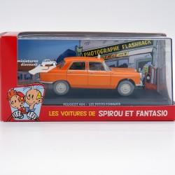 Peugeot 404 Taxi - Spirou &...