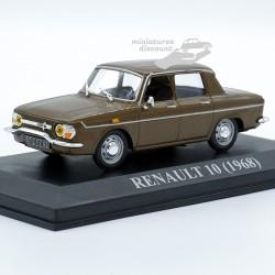 Renault 10 1968 - 1/43ème...