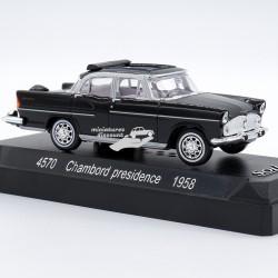 Simca Présidence 1958 -...