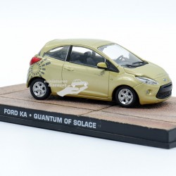 Ford Ka - Quantum of Solace...