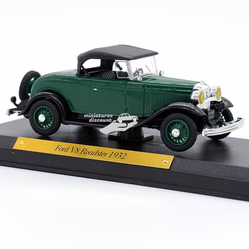 Miniature Ford V8 Roadster 1932 Au 1/43ème En Boite