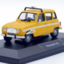 Renault 4L Taxi - 1/43ème...
