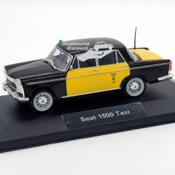 Seat 1500 Taxi Barcelone -...