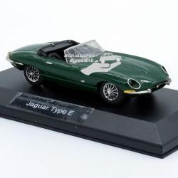 Jaguar Type E Cabriolet -...