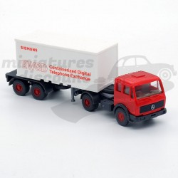 Mercedes 20ft-Container -...