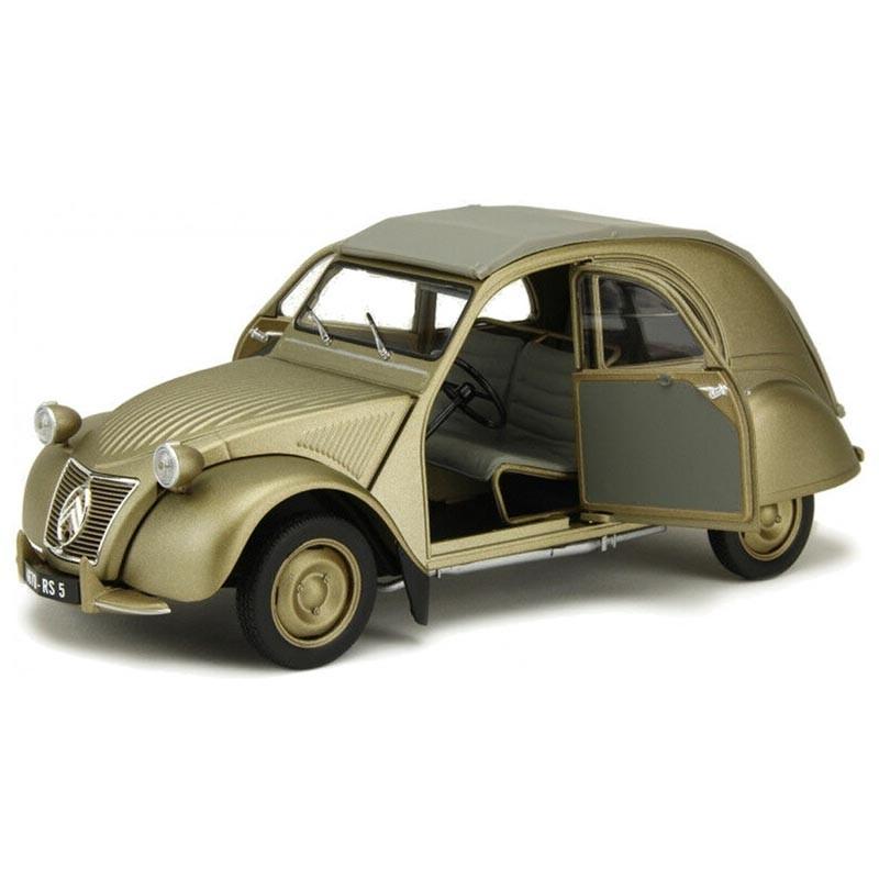 Miniature D'une Citroen 2cv De 1950