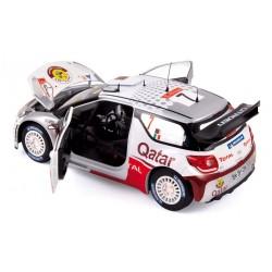 Citroen DS3 WRC Qatar N°3 -...