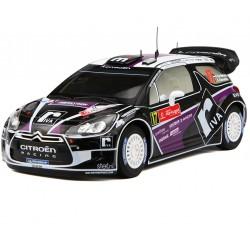 Citroen DS3 WRC Portugal N°17 - P. Van Merksteijn & E.Chevaillier - Norev, 1/18ème en boite