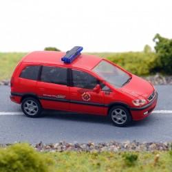 Opel Zafira Pompiers -...