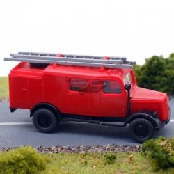 Camion de Pompiers -...