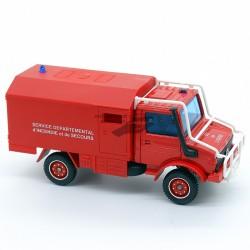 Mercedes Unimog Pompiers...