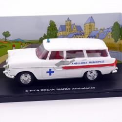 Simca Marly 1959 Ambulance...