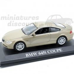 BMW 645i Coupé - 1/43eme -...