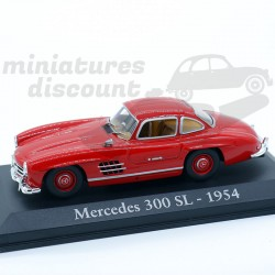 Mercedes 300SL (rouge) -...