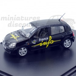 Renault Clio - France Info...