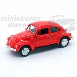 Volkswagen Coccinelle rouge...