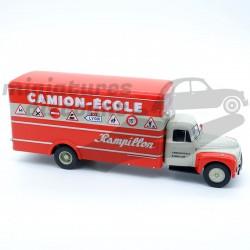 Citroen U55 - Camion Ecole...